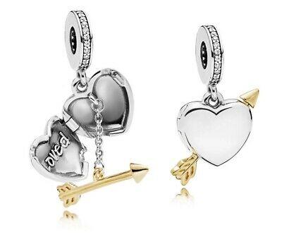 arrow of love charm