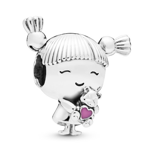 little girl charm