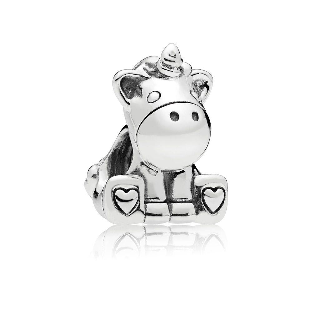 bruno the unicorn charm
