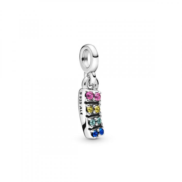 my pride mini dangle charm